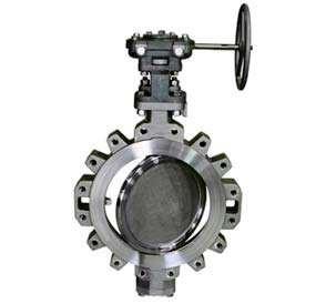 Затвор дисковый BFV-801