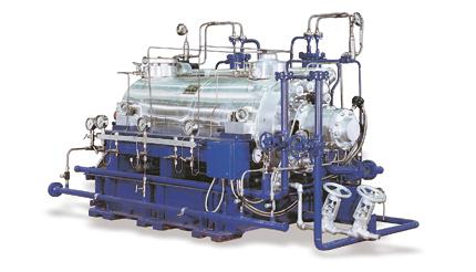Насос промышленный для горячей воды